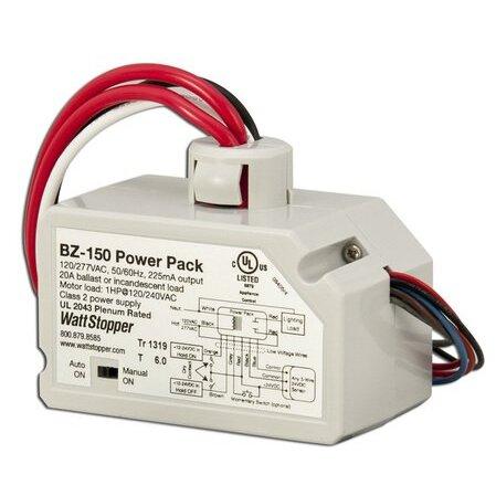 wattstopper - bz-150, power pack, accessories, occupancy sensors, lighting,  controls - platt electric supply