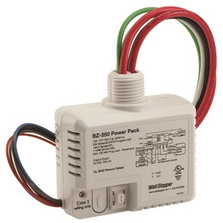 BZ-250 Wattstopper Power Pack Wiring Diagram on