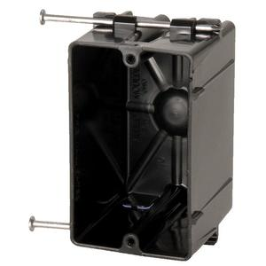 Allied Moulded P-181 Single Gang Electrical Box