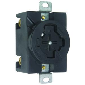Pass & Seymour 20443-N P&S 20443-N RECEPT 3P 4W 30A 480VAC