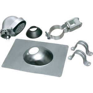 "Arlington MK250ASF Mast Kit, 2-1/2"" Trade Size. Kit Provides An Assortment Of Service Entrance"