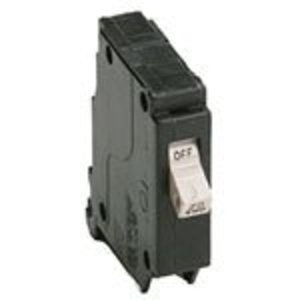 Eaton CH120HID Breaker, Type CH, 1P, 20A, HID Rated, 10kAIC, 120/240VAC