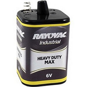 Rayovac 6V-HDM 6V HD INDUST LNT BAT