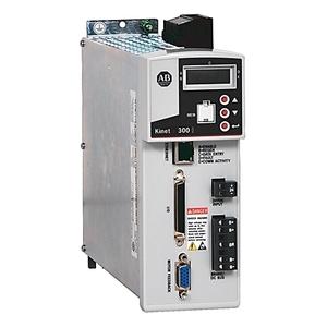 Allen-Bradley 2097-V33PR3 Drive, Servo, 120/240VAC, 1-Phase, 240VAC 3-Phase, 1.00kW, 5.7A