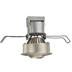 "Juno Lighting MG1LG2-RD-03LM-27K-80CRI-SP-SN Mini LED Gimbal Recessed Housing and Trim, 2-5/8"", 4.8W, 12V"