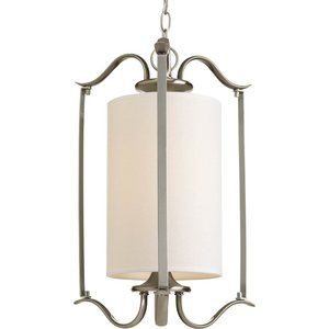 Progress Lighting P3799-09 1-Lt. Large Foyer Pendant