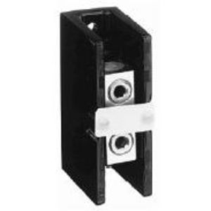 Allen-Bradley 1492-100Y Power Distribution Block, 1P, 175A, 1 In/1 Out, #2/0 - #14AWG