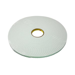 "3M 4004-1X18YD 3M 4004-1""x18yd Double Coated Ureth"