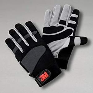 3M WGXL-12 Gripping Material Work Glove, Extra Large