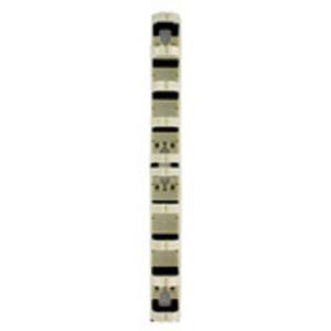 41D1R-HCM IVO 110 HORZ CBL MGR RACK MNT