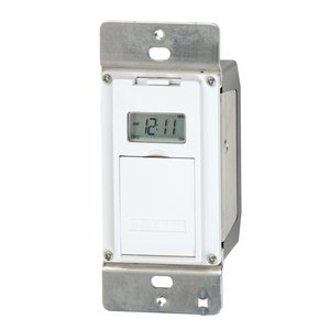 Intermatic EJ500 Flush Mount Programmable 24 Hour Timer *** Discontinued ***