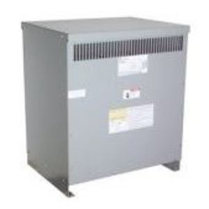 ABB 9T83B3852 Transformer, Dry Type, 30KVA, 480 Delta - 480Y/277, NEMA 2 *** Discontinued ***