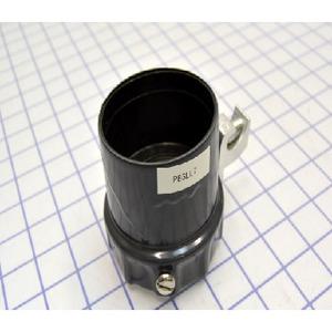 """Plasti-Bond PBGLL7 Grounding Bushing, Type: PVC Coated, Size: 2-1/2"""", Ferrous Metal/Aluminum"""