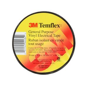 TEMFLEX11/2X66 GENERAL PURPOSE TAPE