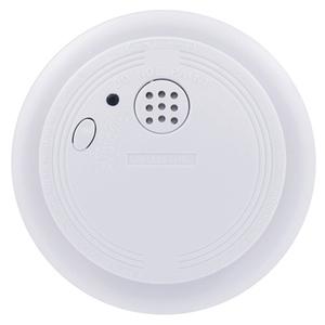 USI USI-1204 Smoke Detector, Ionization Sensor, 120VAC *** Discontinued, See Item 21007581 or 21006376 or 9120B or 5304 ***