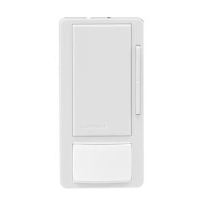 Lutron MS-Z101-V-IV Vacancy Sensor Switch Dimmer, 8A, Maestro, Ivory