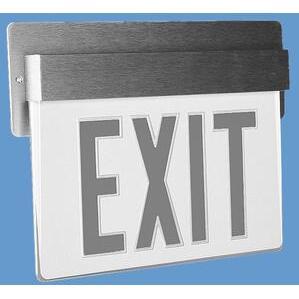 Lithonia Lighting LRP2GMRDA120/277ELNPNL Emergency Exit Sign