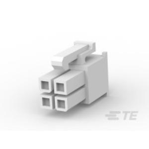 Tyco Electronics 1586019-4 4P RCPT VAL-U-LOK V0