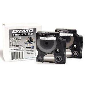 "Dymo 18482 Refill Cartridge, Polyester, 3/8""  x 18'"