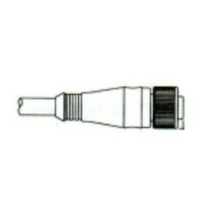 Woodhead 803000A09M050 MIC 3P FP 5M #22AWG PVC DC
