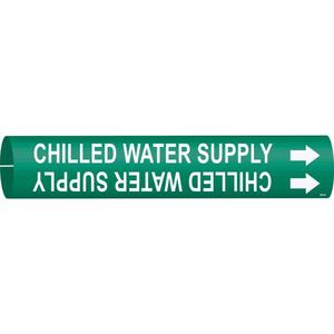 4024-B 4024-B CHILLED WATER SUP/GRN/STY