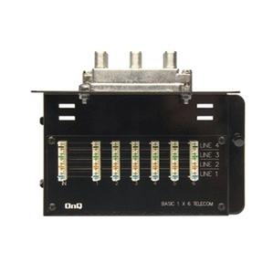 ON-Q 364400-04 B6+4 Combo Module