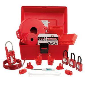 Panduit PSL-KT-MROAP Maintenance Lockout Kit