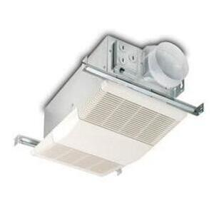 Nutone 605RP Heater/Ventilation Fan, 1300W, 70 CFM