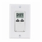 EI500WC 7 DAY IN-WALL TIMER WHITE