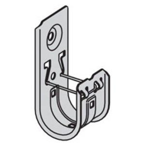 "Eaton B-Line BCH21 Cable Hook, Communication and Low Voltage, 1-5/16"", Steel"