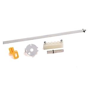 Allen-Bradley 194E-G3663 Enclosure, ABS Thermoplastic, IP66, 3 - 4P, 194E-A40/63