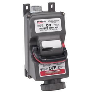 Pass & Seymour PS430MIR5-W 30A 3P 4W 3 PH 600V MECHANICAL INT