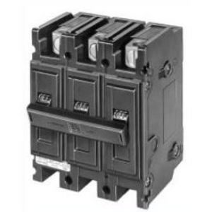 Eaton QC3040HP4Z11A Breaker, Lug in/Lug Out, 3P, 40A, 240VAC, 10kAIC