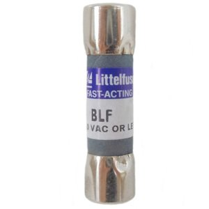 Littelfuse BLF005 5A, 250V, BLF Series Fast Acting Fuse