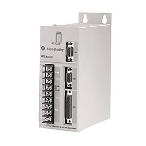 Allen-Bradley 2098-DSD-005 Drive, Servo, 200V Class, 0.5kW, 1.8A, Requires 24VDC Power Supply