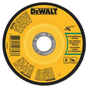 "DEWALT DWA4501C 4-1/2"" X 1/4"" X 7/8"" CONCRETE/MASONRY GRINDING WHEEL"