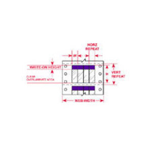"""DAT-40-292-PL 2.000 INX3.750""""  (50.80 MM"""