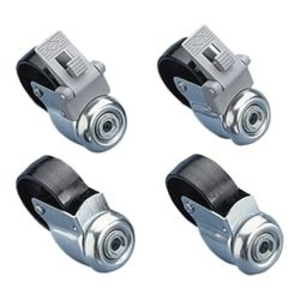Hoffman PC1M12 Caster Kit, 4 Pack