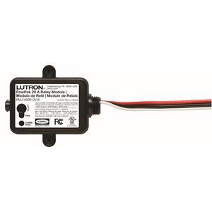 Lutron RMJ-H20R-DV-B Powpak 20a Relay Module