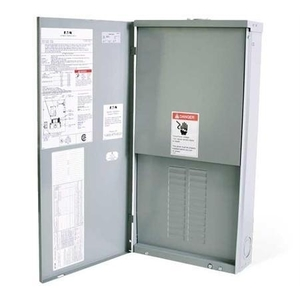 Eaton EGSX100L24RA Standard Automatic Transfer Switch, 100A, 120/240V, 24 Circuit Sub-Panel