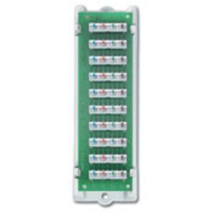 47689-B 1 X 9 110 BRIDGED TEL MOD