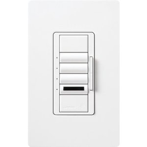 Lutron SPS-5WCR-BL Spacer Sys Remote Wallmount