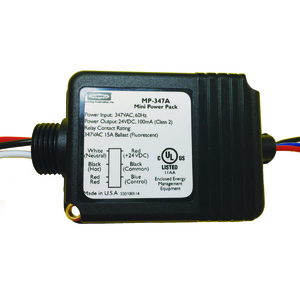 Hubbell - Building Automation MP347A POWER SWITCH PACK,