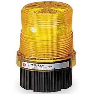 Federal Signal FB2PST-120A 120V Strobe Beacon, Amber