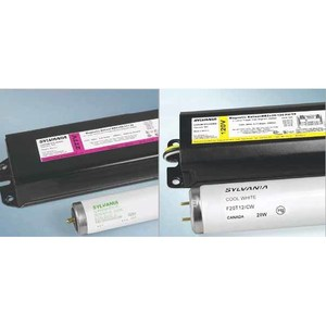 SYLVANIA MB1X8/120PH/TP/S-SRNK Magnetic Ballast, Fluorescent, T5, 2-Lamp, 8W, 120V *** Discontinued ***