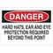 25214 PROTECTIVE WEAR SIGN