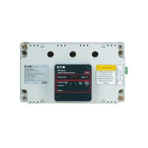 Eaton SPD100480Y2O Surge Protection Device, 100 kAIC, 277/480Y VAC, NEMA 4, Disconnect