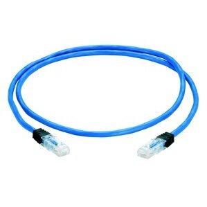 Panduit UPRBU160 Zone Cord, Cat 6 UTP Solid Riser Blue Ca