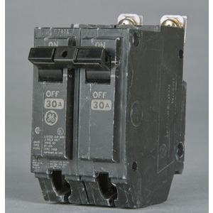 THQB2130 Breaker, 30A, 2P, 120/240V, Q-Line Series, 10 kAIC, Bolt-On