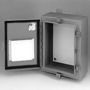 Eaton B-Line 363010-4 TYPE 4 SGL-DOOR ENC, 36X30X10
